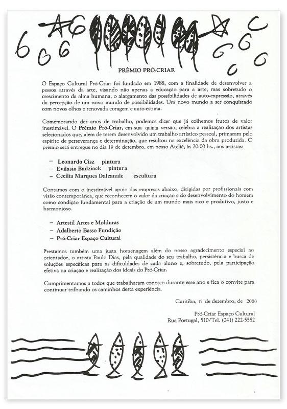 Certificates Ceclia Dalcanale